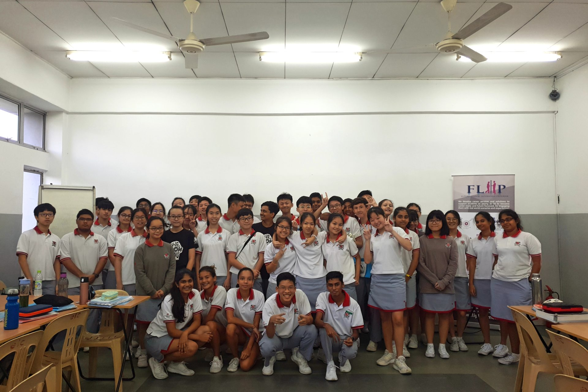 Career Raedy students from elc international school